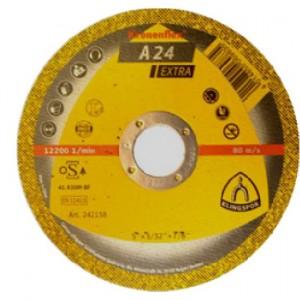 product photo Tarcza do cięcia metalu T41 150x2,5x22 A24Ex