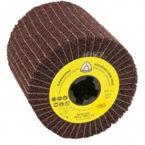 product photo Ściernica walc. z włókniny NCW600 S 110x100x19 mm coarse gr. 80