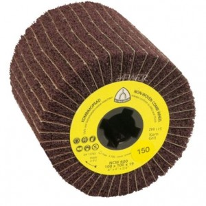 product photo Ściernica walc. z włókniny NCW600 S 110x100x19 mm medium gr.150