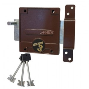 product photo Zamek ROM-3